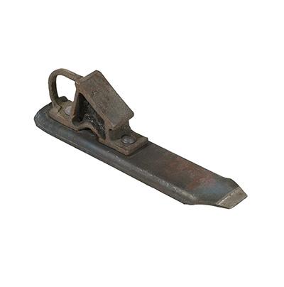 Башмак тормозной горочный (стальной)