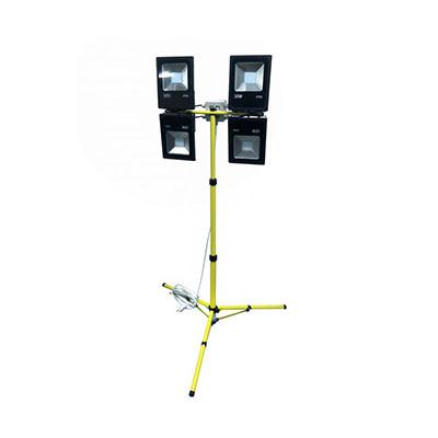 Телескопическая осветительная мачта МОК-4*30