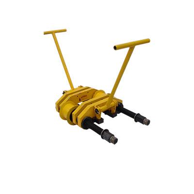Разгонщик рельсов (стыков, зазоров) винтовой РЗВ-30