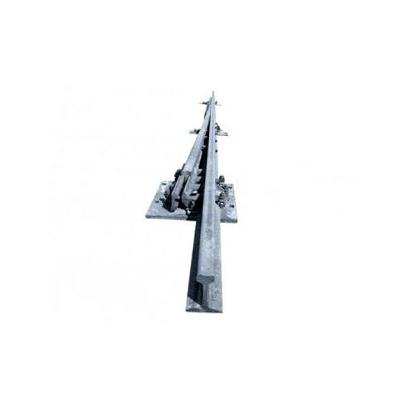 Рамный рельс с остряком Р-65