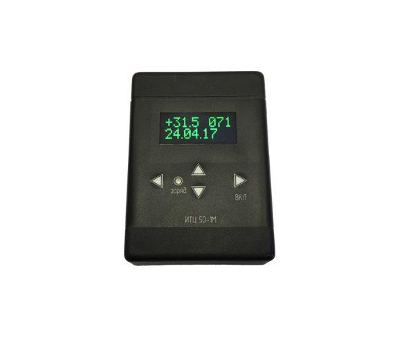 Термометр железнодорожный ИТЦ50-1М