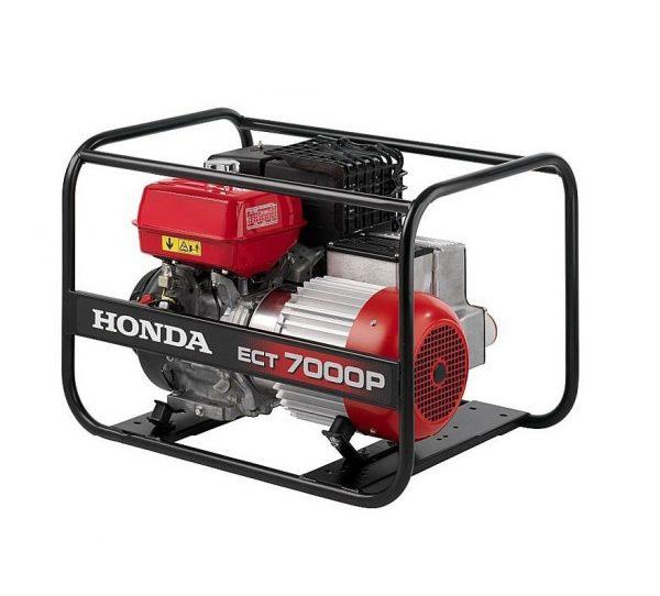 Путевой электроагрегат Honda ECT 7000 (6 кВт)