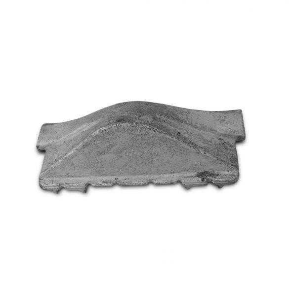 Башмак накаточный железнодорожный Горбуша (рельс Р-50)