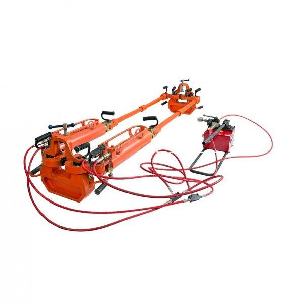 Устройство натяжения рельсовых плетей Р700